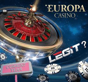 is europa casino legit redmoongames.com